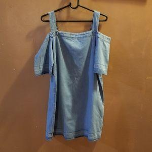 Calvin Klein Denim Dress